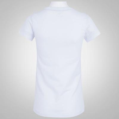 Camiseta Roxy Institucional Gola V - Feminina