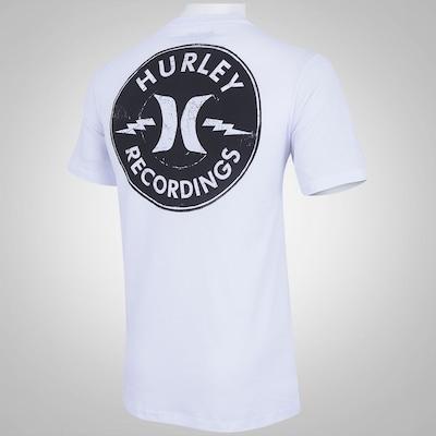 Camiseta Hurley Recording - Masculina