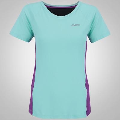 Camiseta Asics Tech - Feminina
