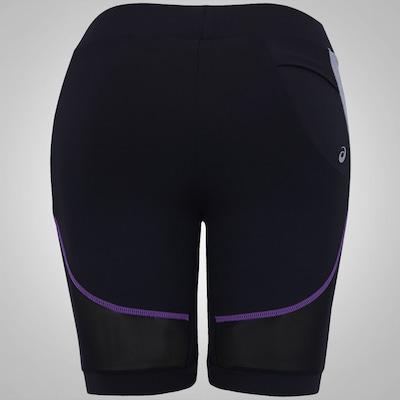 Shorts Asics Tech Stretch - Feminina