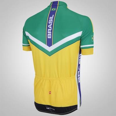 Camisa de Ciclismo Barbedo Brasil 2016 - Masculina