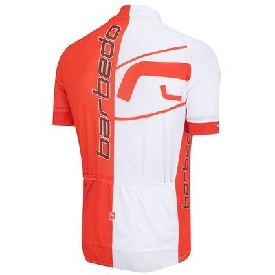 Camisa de Ciclismo Barbedo Team Red - Masculina