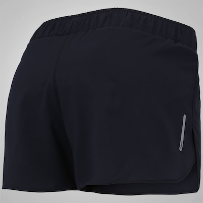 Shorts Mizuno Wave Run Split - Feminino