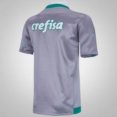 Camisa do Palmeiras III 2015 s/nº adidas - Infantil