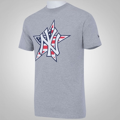 Camiseta New Era 17 Start New York Yankees - Masculina