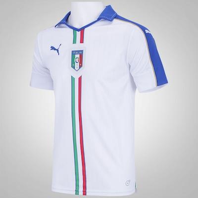 Camisa Itália II 2016 Puma - Masculina