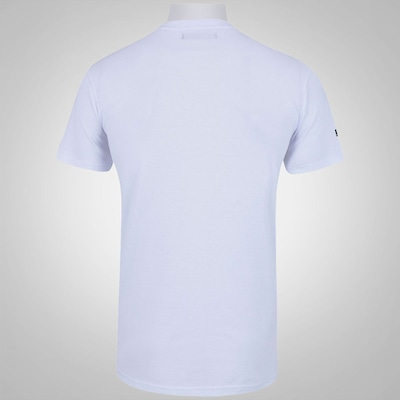 Camiseta New Era Basic Miami Marlins - Masculina