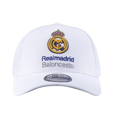 Boné New Era Real Madrid - Fechado - Adulto