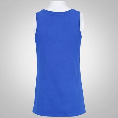 Camiseta Regata Nike Embrd Swoosh - Feminina