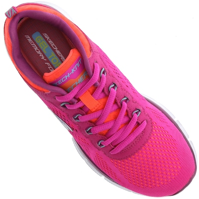 Tênis Skechers Equalizer New Mile - Feminino