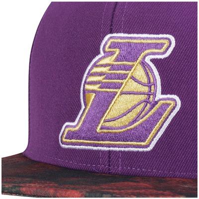 Boné Aba Reta adidas NBA Los Angeles Lakers - Snapback - Adulto