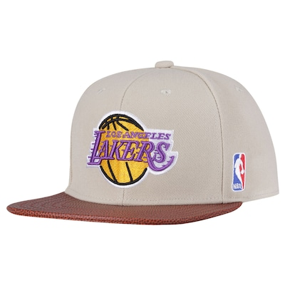 Boné Aba Reta adidas NBA Los Angeles Lakers - Strapback - Adulto