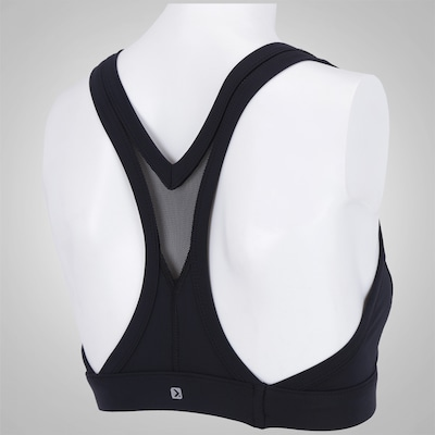 Top Fitness Oxer Transparente - Adulto