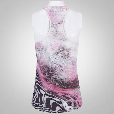 Camiseta Regata Oxer Print - Feminina