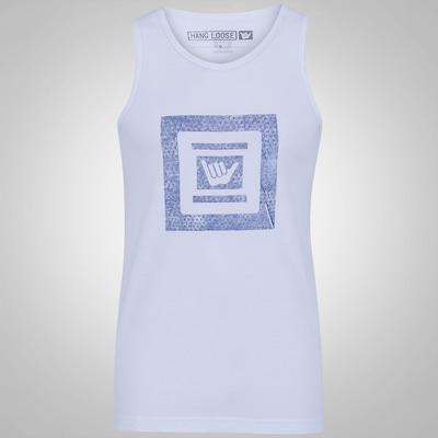 Camiseta Regata Hang Loose Batik - Masculina