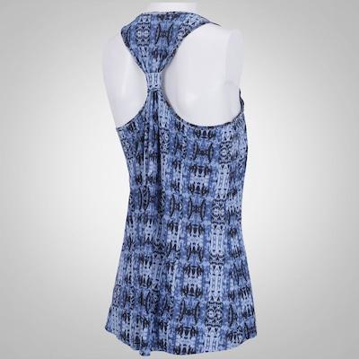 Camiseta Regata Oxer Impact Estampada - Feminina