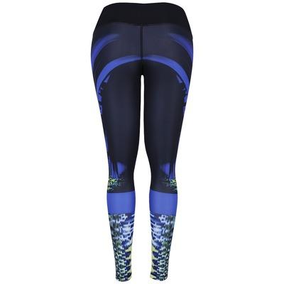 Calça Legging Estampada adidas Ais Gym Athletic Gráfica - Feminina