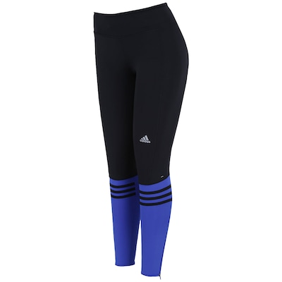 Calça Legging com Bolso e Zíper Lateral adidas Response - Feminina