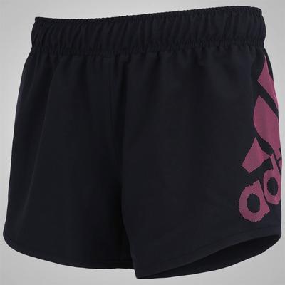Shorts adidas YG Clima Logo WV - Infantil