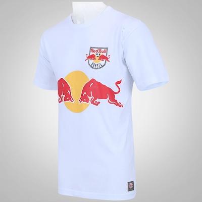 Camiseta Red Bull Oficial Réplica Time - Masculina