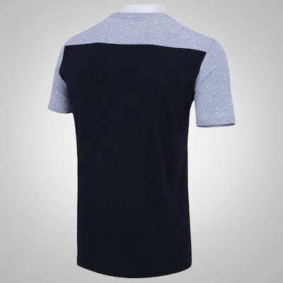 Camiseta Red Bull Block Color - Masculina
