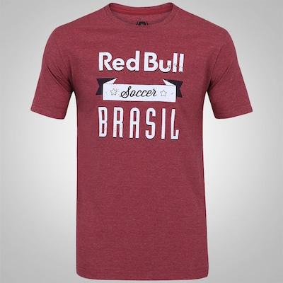 Camiseta Red Bull Classic - Masculina