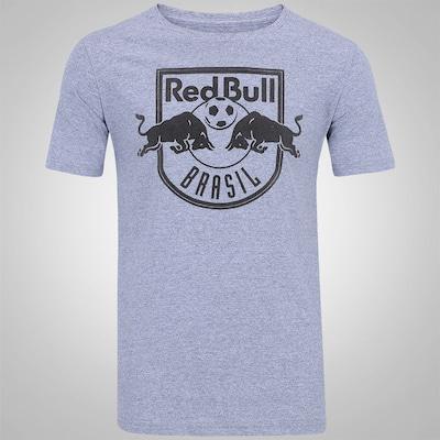 Camiseta do Red Bull Brasil Velvet - Masculina
