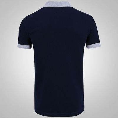 Camisa Polo Red Bull Logo Color - Masculina