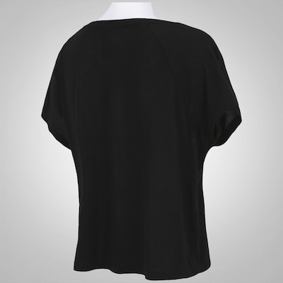 Camiseta Oxer Cropped Workout - Feminina