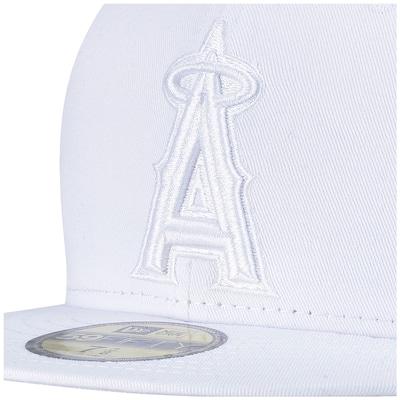 Boné Aba Reta New Era Los Angeles Angels - Fechado - Adulto