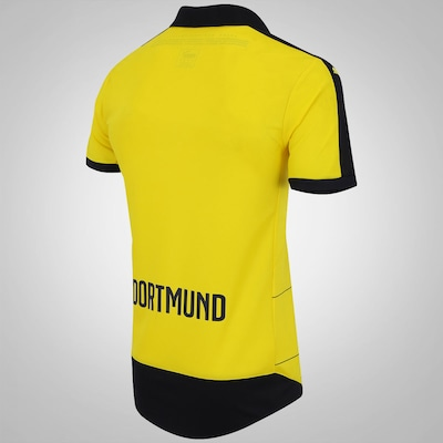 Camisa Borussia Dortmund I 15/16 s/nº Puma - Masculina