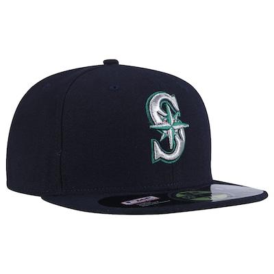 Boné Aba Reta New Era Seattle Mariners - Fechado - Adulto