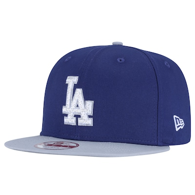 Boné Aba Reta New Era Los Angeles Dodgers 950 Logo Luster - Snapback - Adulto