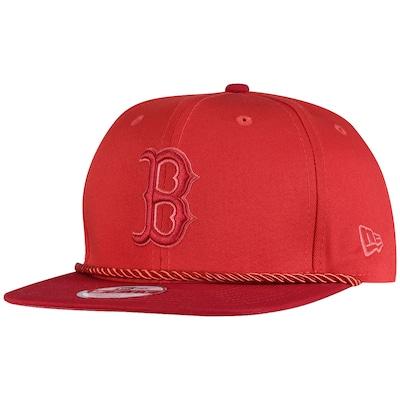 Boné Aba Reta New Era Boston Red Sox - Snapback - Adulto