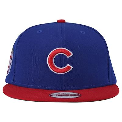 Boné Aba Reta New Era Chicago Cubs - Snapback - Adulto
