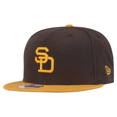 Boné Aba Reta New Era San Diego Padres - Snapback - Adulto