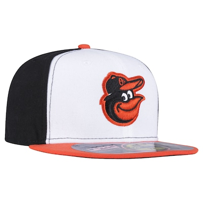 Boné Aba Reta New Era Baltimore Orioles - Fechado - Adulto