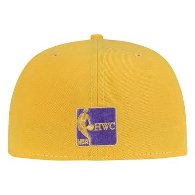 Boné Aba Reta New Era Los Angeles Lakers - Fechado - Adulto