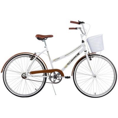 Bicicleta Track e Bikes Confort Classic Plus - Aro 26 - Freios V-Brake - Feminina