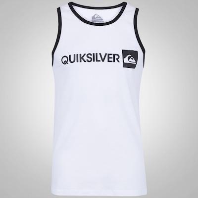 Camiseta Regata Quiksilver Everday Gothic - Masculina