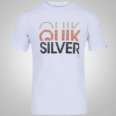 Camiseta Quiksilver Ride Along - Masculina