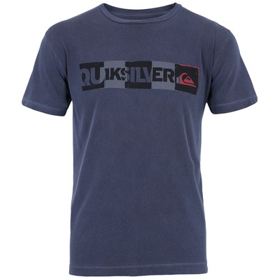 Camiseta Quiksilver Town Send - Masculina