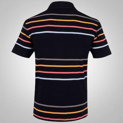 Camisa Polo Quiksilver Church Island - Masculina