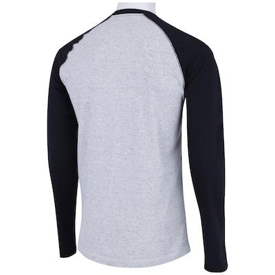 Camiseta Manga Longa Quiksilver Focused - Masculina