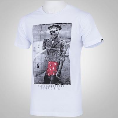 Camiseta Quiksilver Old Boardies - Masculina