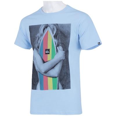 Camiseta Quiksilver Magic - Masculina