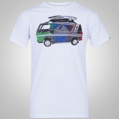 Camiseta Quiksilver Open Road - Masculina