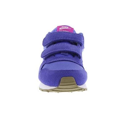 Tênis sem Cadarço Nike MD Runner 2 com Duas Tiras em Velcro - Infantil