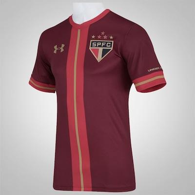 Camisa do São Paulo III 2015 s/nº Under Armour