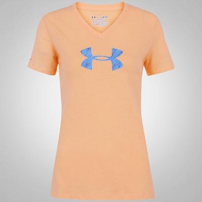 Camiseta Under Armour Branded Core Logo - Feminina